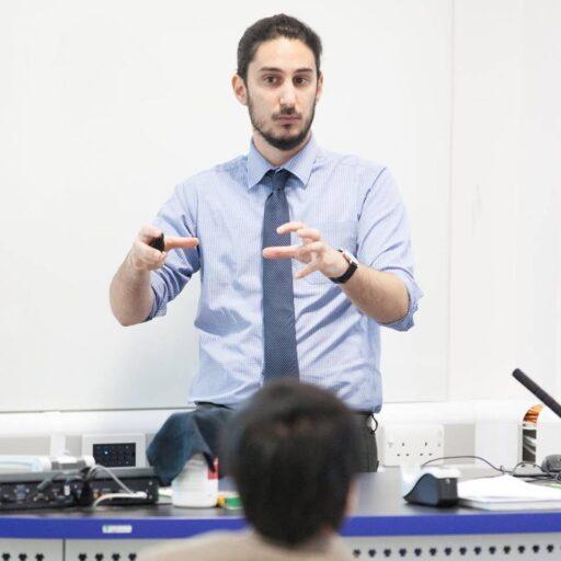 Dr. Georgios Melios